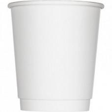 "Стакан ""Белый"" двухслойный CUP 250 W"