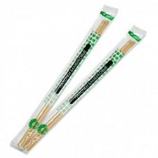 Палочки для еды (бамбуковые) 230 мм.*4.5 мм.
