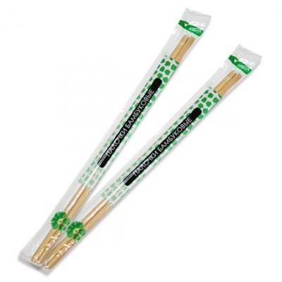 Палочки для еды (бамбуковые) 240*4,5