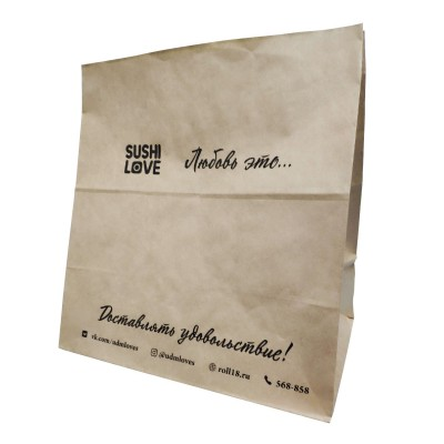 УР, г. Ижевск, служба доставки суши и роллов «SUSHI LOVE»