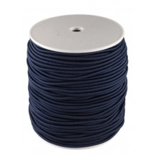 Резинка круглая шляпная 3 мм. (рулон 100 м.)