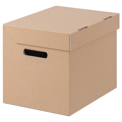 Архивная коробка с ручками 400x300x200