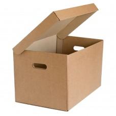 Архивная коробка с ручками 297x249x269