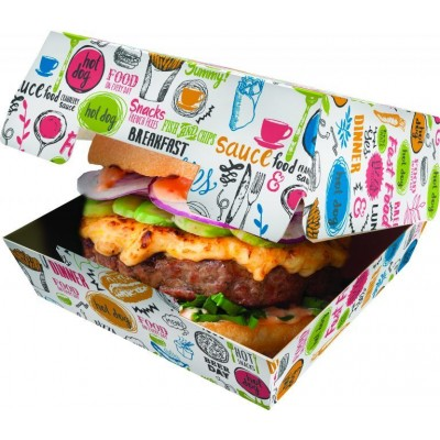 ECO BURGER M «Enjoy»