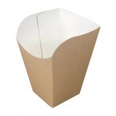 Упаковка для картофеля фри «SNACK CUP L»