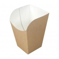 Упаковка для картофеля фри «SNACK CUP M»