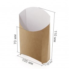 Упаковка для картофеля фри «ECO FRY M»