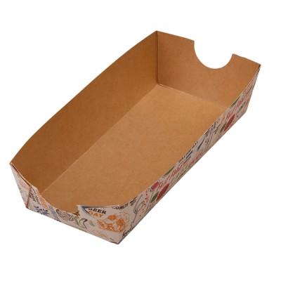 Упаковка для хот-догов «ECO HD Enjoy»