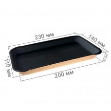 Лоток «ECO Platter 400 Black Edition»