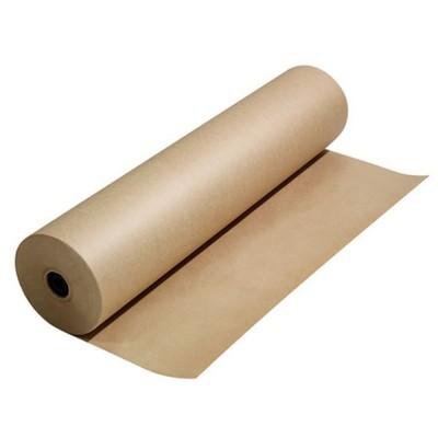 Бумага оберточная крафт в рулоне 70 гр/м²
