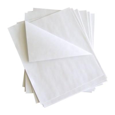 Бумага оберточная белая жиростойкая «Pasticciere» 400x600 мм