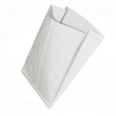 Бумажный пакет жиростойкий 115x100x30