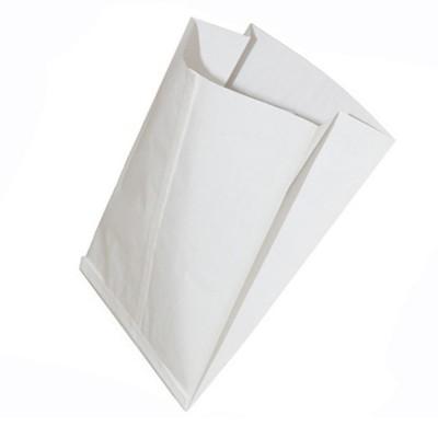 Бумажный пакет жиростойкий 120x110x35