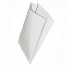 Бумажный пакет жиростойкий 160x120x30