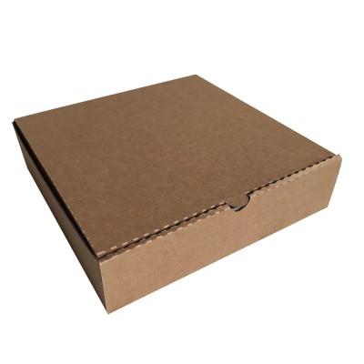 Коробка для пирога крафт