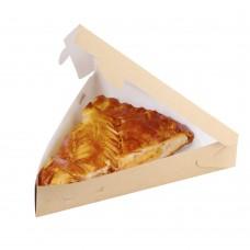 Коробка для кусочка пиццы «ECO PIE 800»