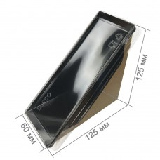 Упаковка для сэндвичей «OpSandwich 60 Black Edition»
