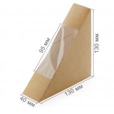 Упаковка для сэндвичей «ECO SANDWICH 40»