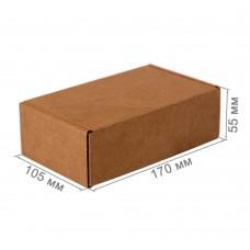Коробка для сувениров 170x105x55 мм