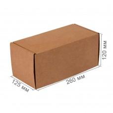 Коробка для сувениров 260x125x120 мм