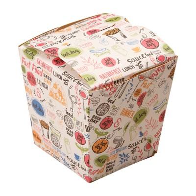 Упаковка для лапши «ECO NOODLES 560gl Enjoy»