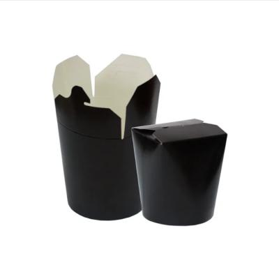 Упаковка для лапши «NOODLES 500 gl BLACK»