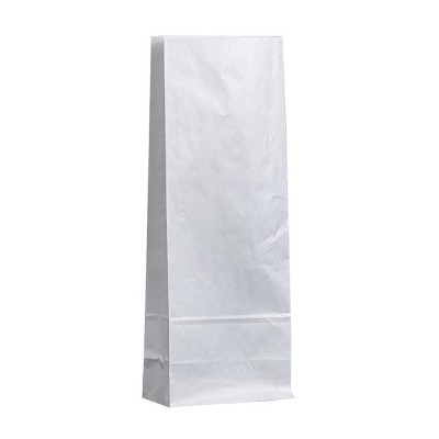 Бумажный пакет 80x50x170 белый