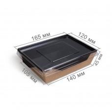 Салатник «ECO OPSALAD 500 Black Edition»