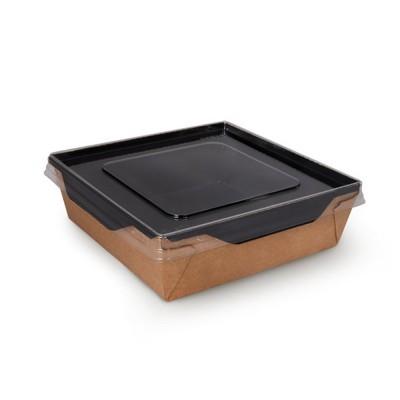 Салатник «ECO OPSALAD 900 Black Edition»