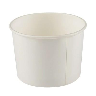 Чаша для мороженого 250 мл белая