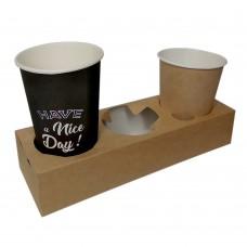 Держатель для трех стаканов «ECO Cupholder Triple»