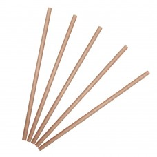 Трубочки для коктейля «ECO Straw» 195 мм крафт