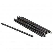 Трубочки для коктейля «ECO Straw» 195 мм черные