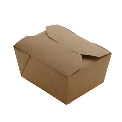 Универсальная коробка «ECO FOLD BOX 600 Pure Kraft»