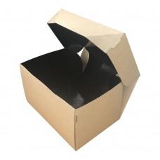 Короб для торта ECO CAKE 1200 Black Edition