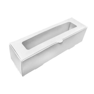 Коробка для макарони «Fupeco MB 6» белая