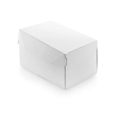 Коробка для торта «ECO CAKE 1200» белая