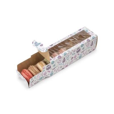 Коробка-пенал для макарони «ECO MB 6» Sweet