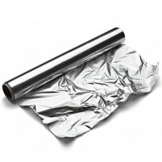 Фольга алюминиевая 9 мкм (300мм x 100м)