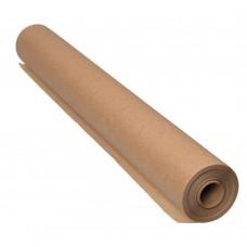 Пергамент коричневый силиконизированный в ролике «У нас дома» 100 метров